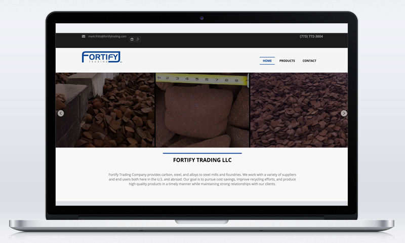 Fortify Trading Website